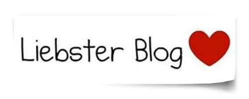 Liebster-Blog-Award
